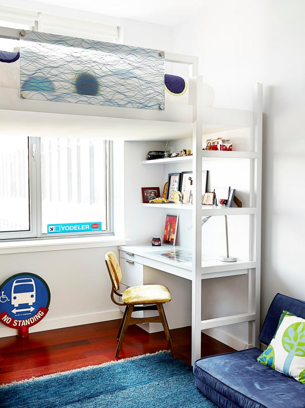 15 Cool Loft Beds For Kids Hgtv