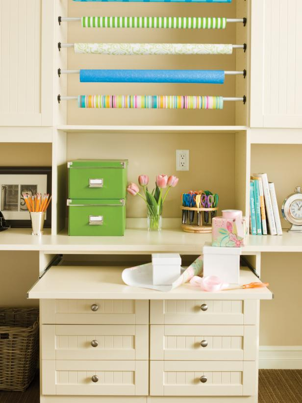 How To Turn Any Space Into A Dream Craft Room Hgtv S Decorating Design Blog Hgtv