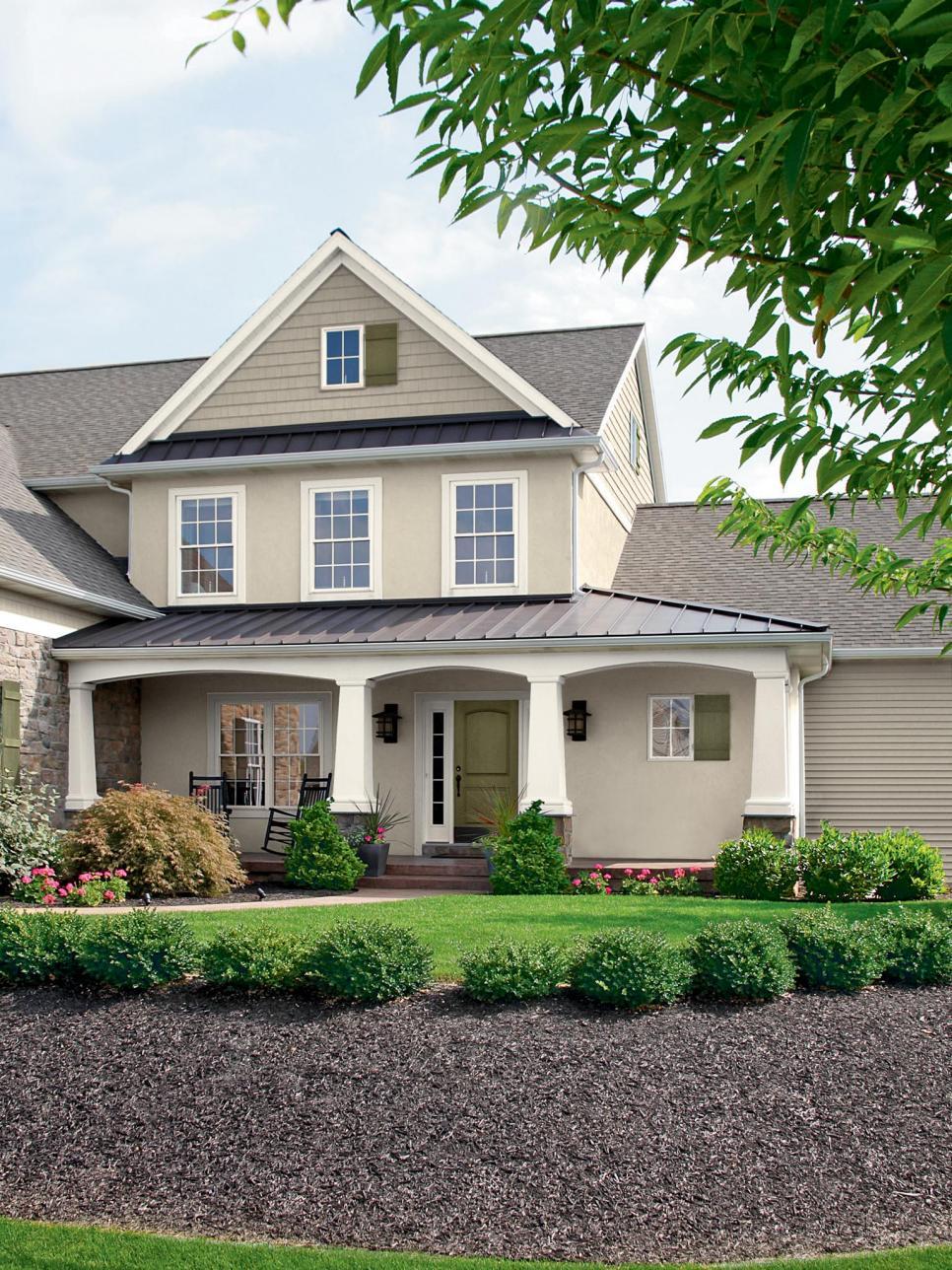 28 Inviting Home Exterior Color Ideas | HGTV
