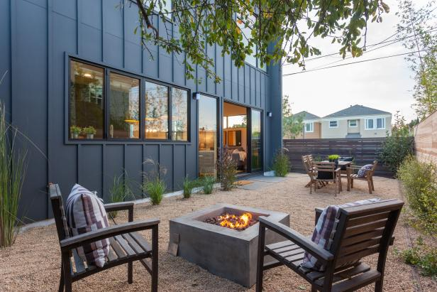 Concrete Backyard Ideas Hgtv S Decorating Design Blog Hgtv