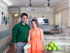 Sarah and Nick From HGTV's Beach Flip