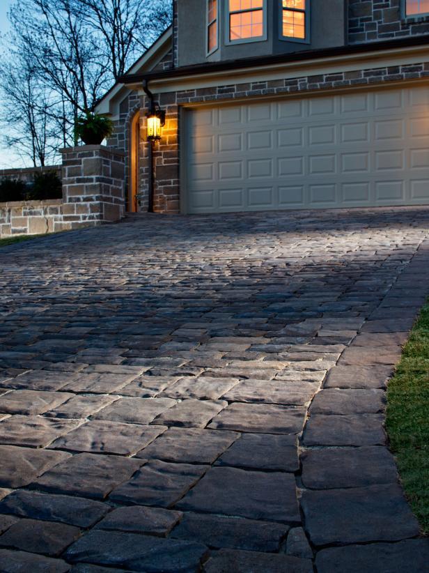 Driveway Surface Options Hgtv