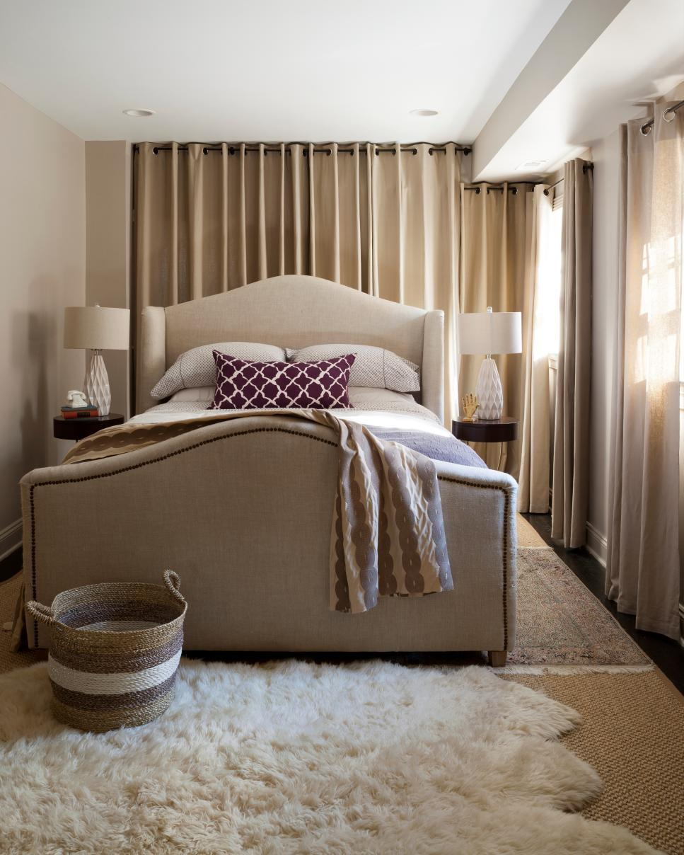 Contemporary Neutral Bedroom