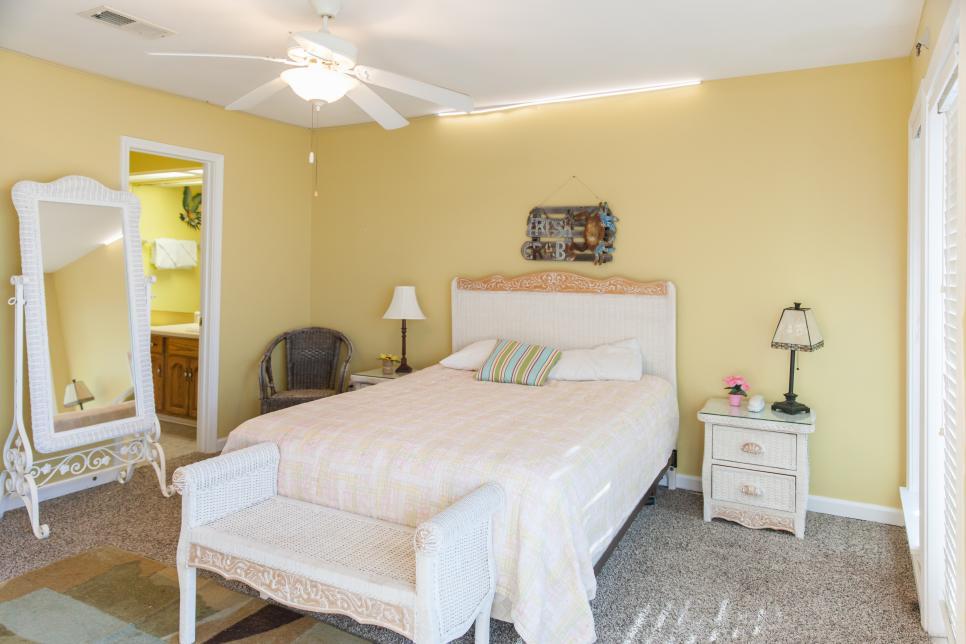 beach bedroom furniture. Beachside Sitting Area Americana Master Bedroom From Beach Flip  HGTV