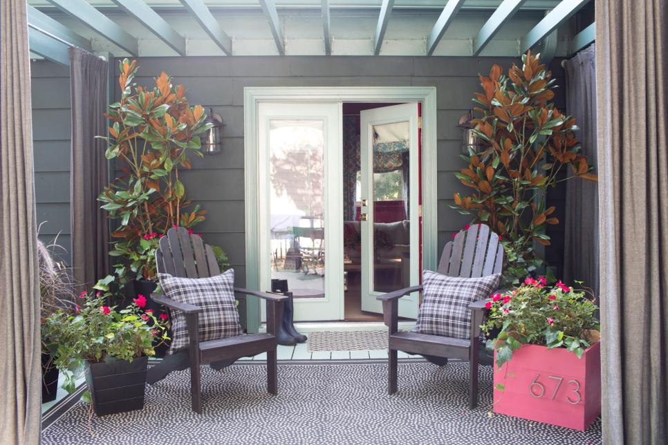 Fall Porch Decorating Ideas Hgtv