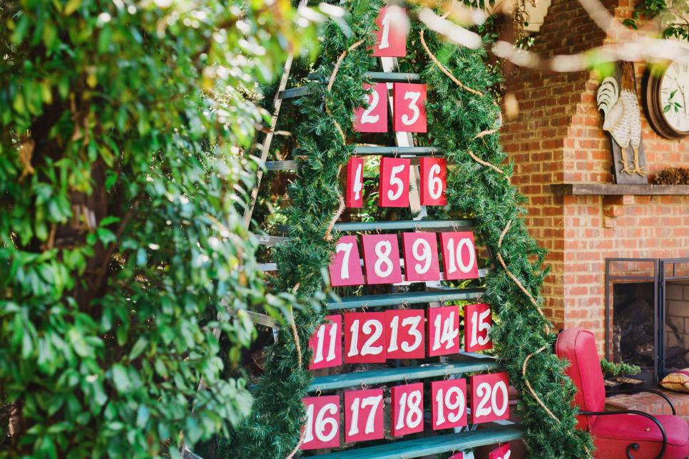Shop This Look - Front Yard Christmas Decorations HGTV