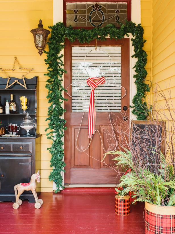 shop this look - Outside Christmas Decorations