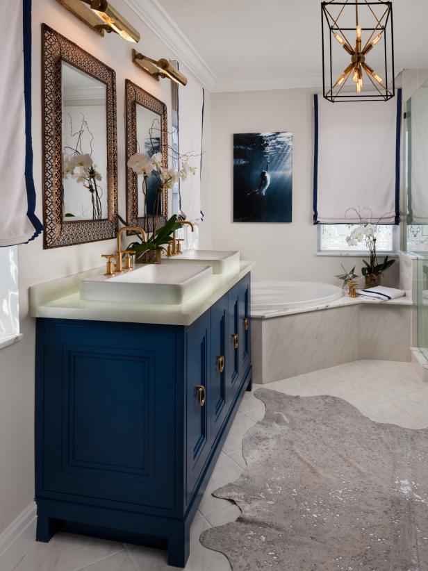 Ideas For Beautiful Bathroom Lighting