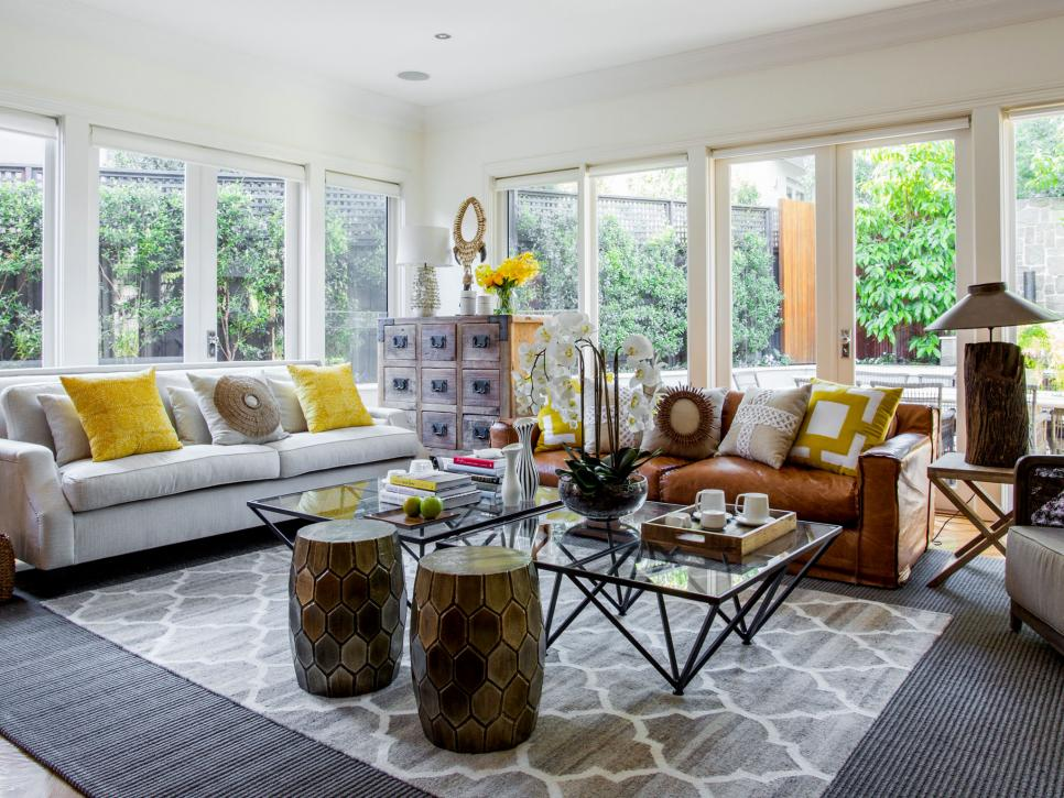 15 Living Room Coffee Table Looks We Love HGTV