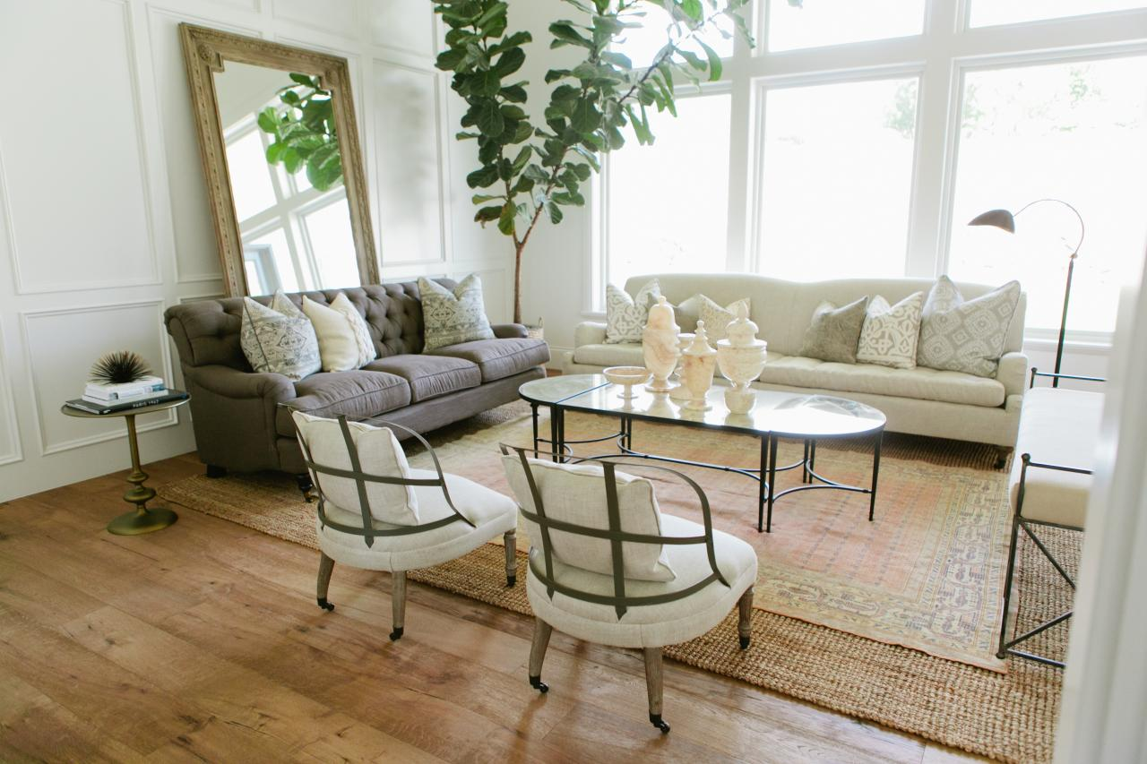 Photo page hgtv - Modern farmhouse living room ...