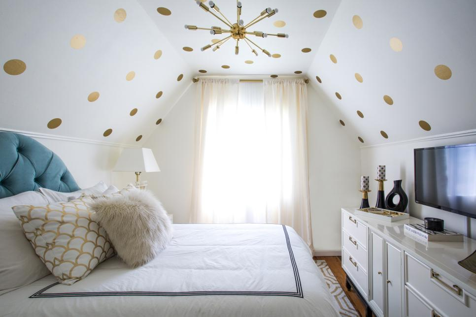 furniture makeover ideas inspired the white attic - 50 Bedroom Decorating Ideas for Teen Girls