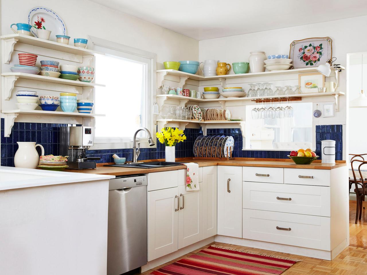 Personality-Packed Kitchen | HGTV