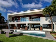 Bay Point Florida Home With Swimming Pool