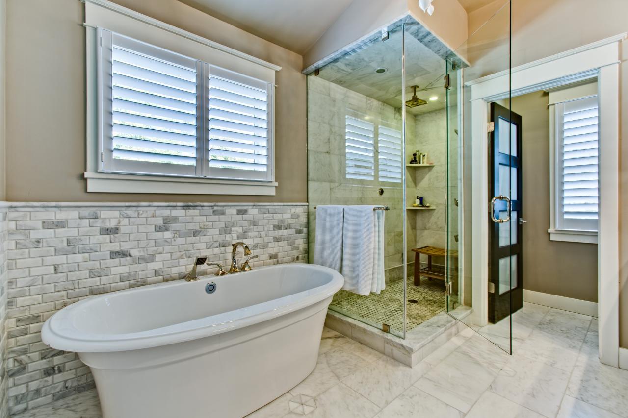 Master Bathrooms | HGTV on Master Bathroom Remodel Ideas  id=43789
