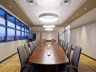Contemporary Training Room at Venue8600
