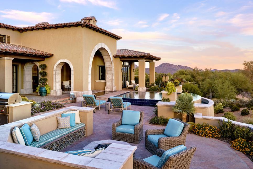 Southwestern Style 101 By Hgtv: Southwestern Style In A Desert Setting
