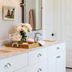 Pleasing Neutral Transitional Double Vanity Bathroom Photos Hgtv Download Free Architecture Designs Scobabritishbridgeorg