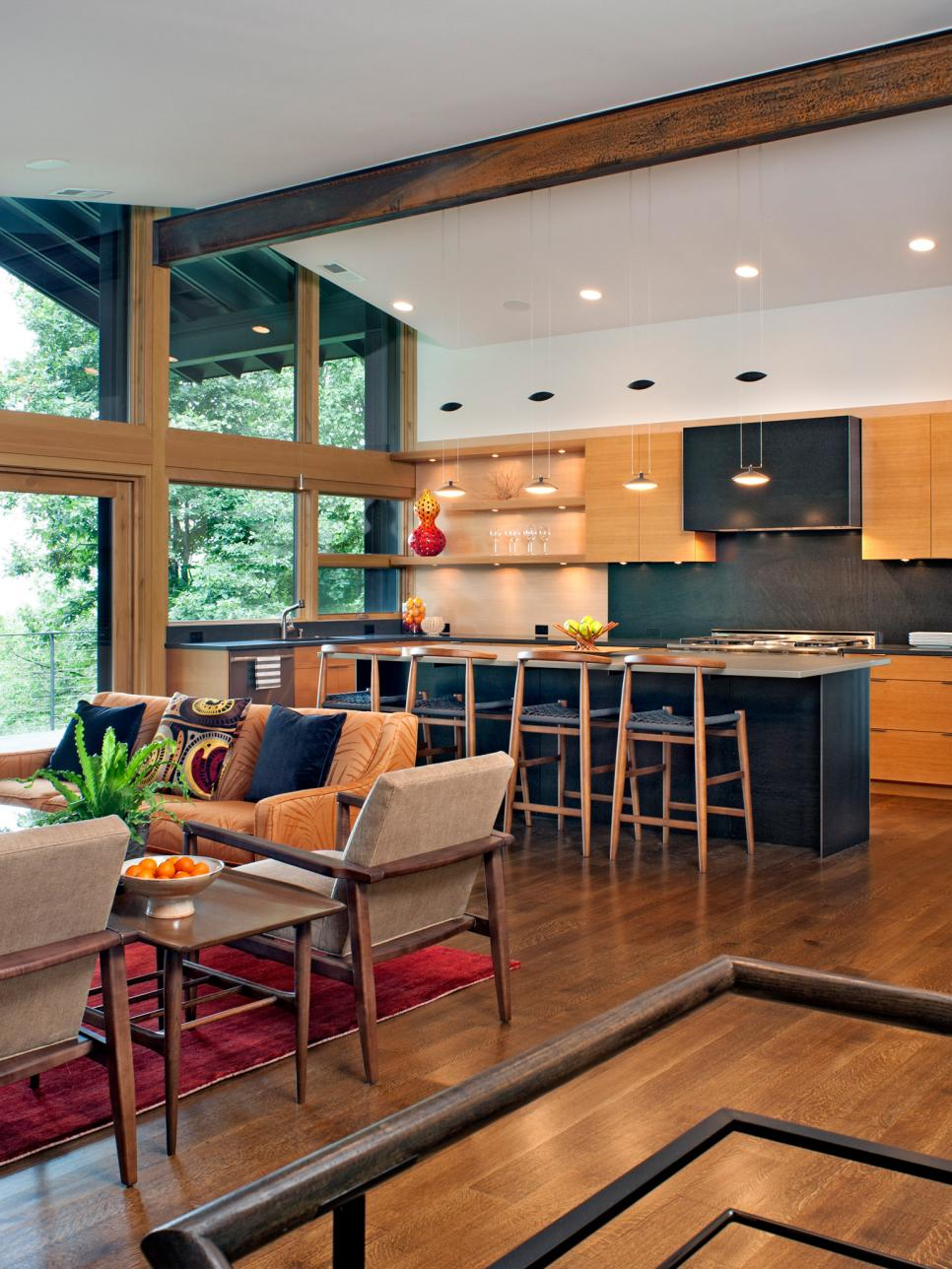 15 Open-Concept Kitchens and Living Spaces With Flow | HGTV