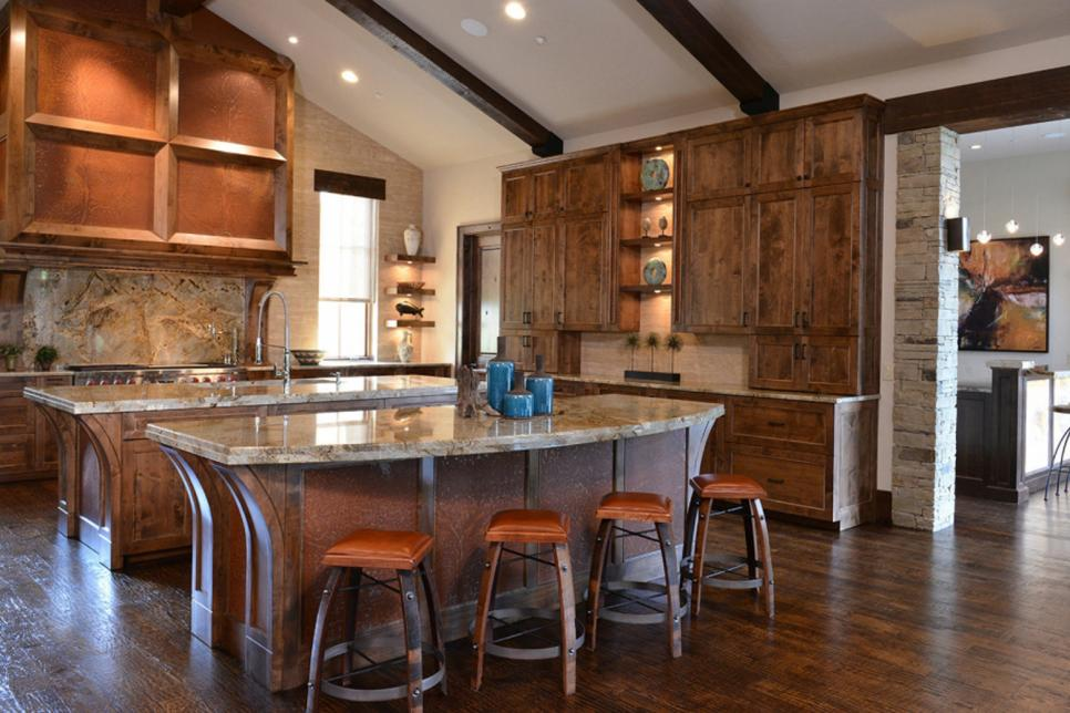 Kitchen Island Bar Stools: Pictures, Ideas & Tips From ...