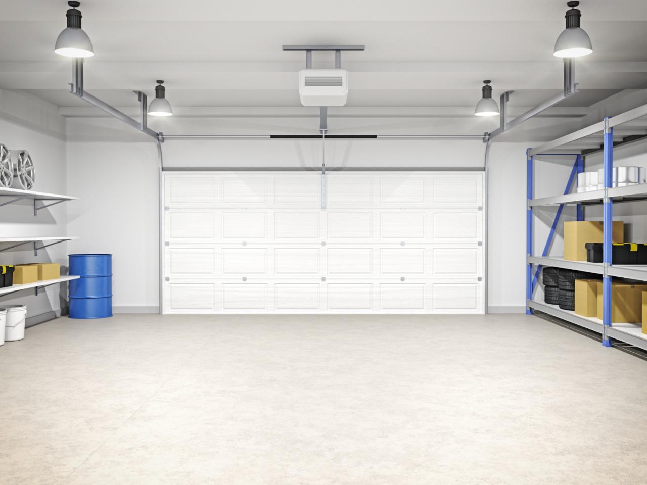 Best Garage Flooring Options | DIY