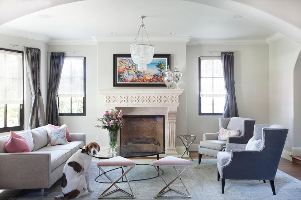 Our 40+ Fave Designer Living Rooms