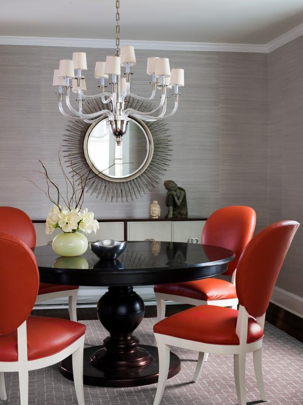 Funky Dining Room Design