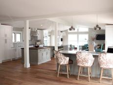 Your Guide to the Different Types of Wood Flooring : flooring-ideas-for-kitchens - designwebi.com