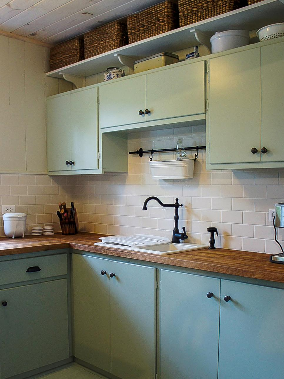 easy kitchen makeover ideas 30 budget kitchen updates that make a big impact hgtv 7011