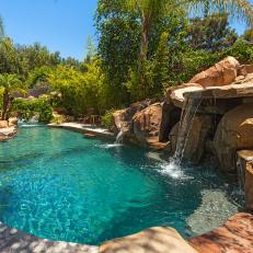 Tropical Swimming Pool Photos | HGTV