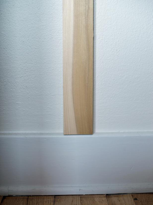How to Install Wainscoting - Before You Begin