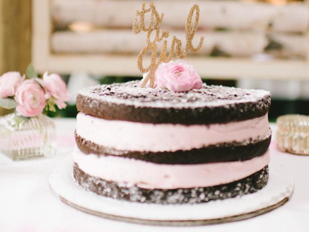 21 Diy Ideas For Baby Shower Cakes And Desserts Hgtv
