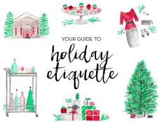 Holiday Etiquette Guide