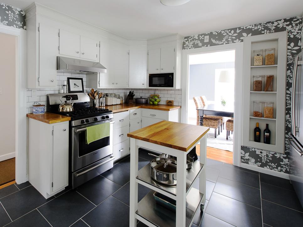 34 Small Kitchen Island Ideas Hgtv