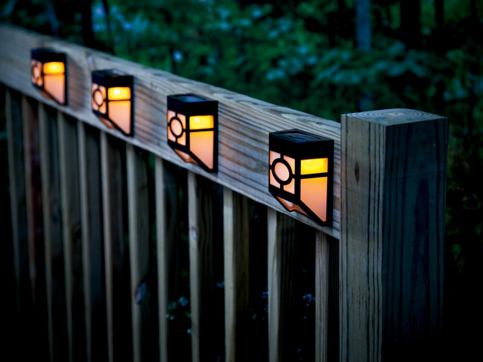 16 Budget Friendly Outdoor Lighting Ideas Hgtv
