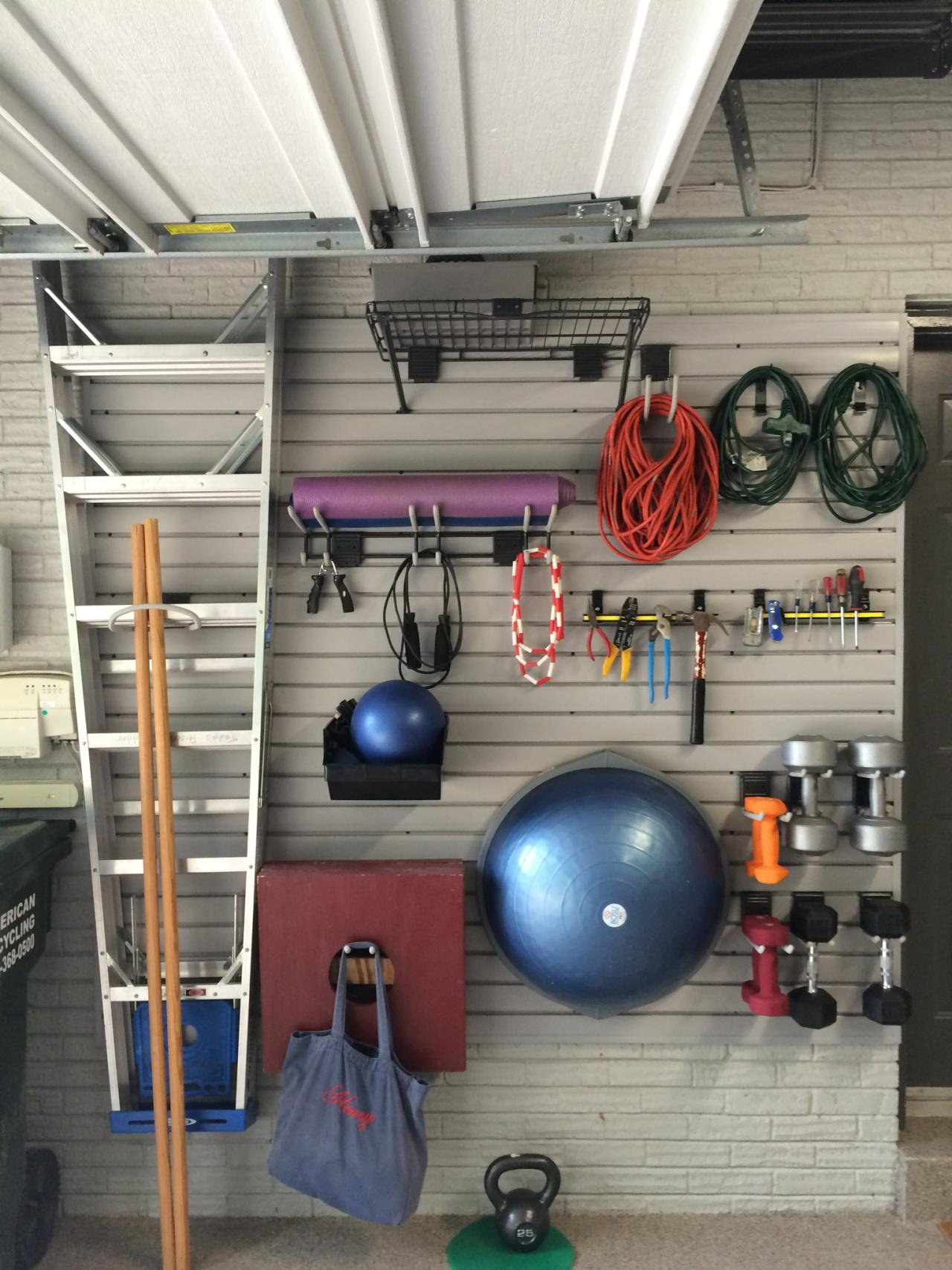 Ways your garage can make life easier diy