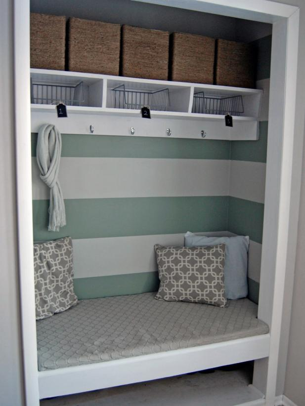 20 Small Closet Organization Ideas Hgtv