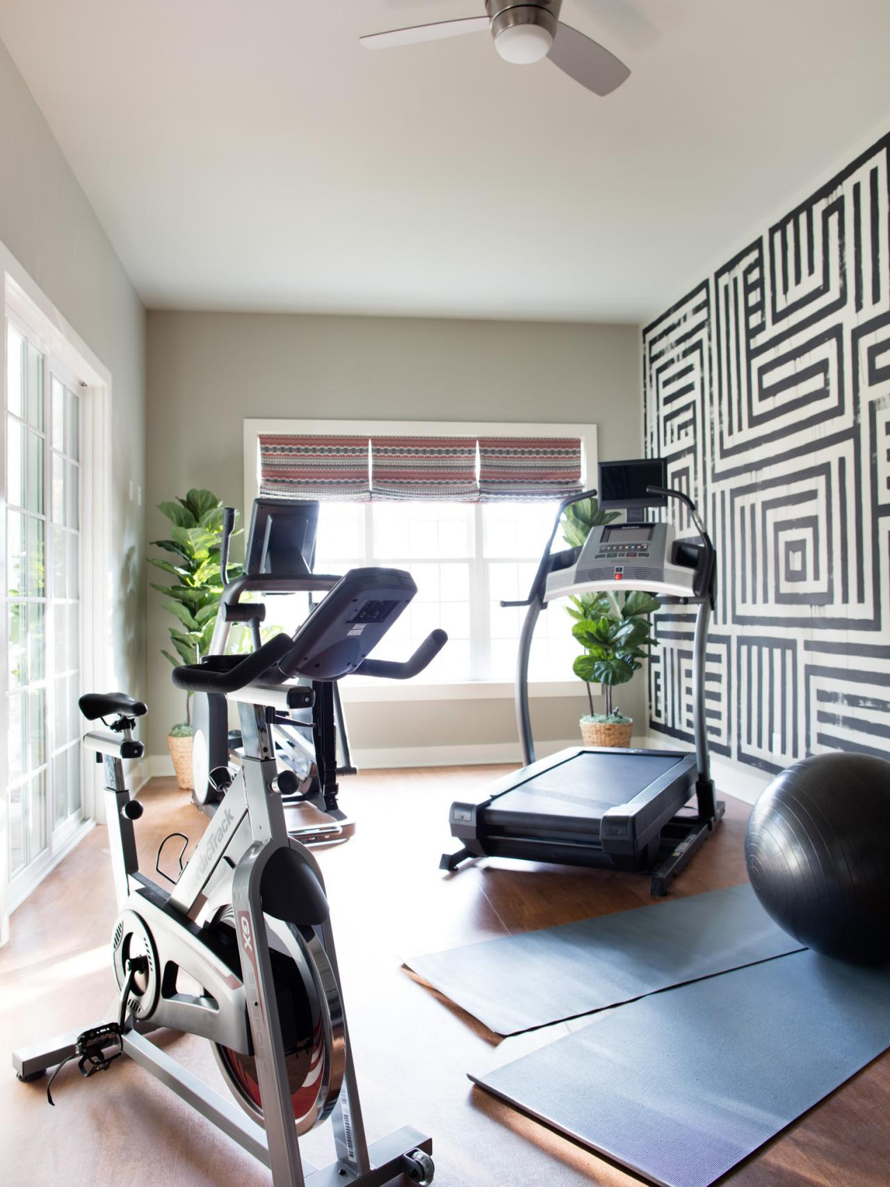 5 Must-Haves For A DIY Home Gym
