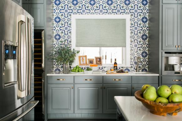 Discover The Latest Kitchen Color Trends HGTV - Latest kitchen cabinet colors