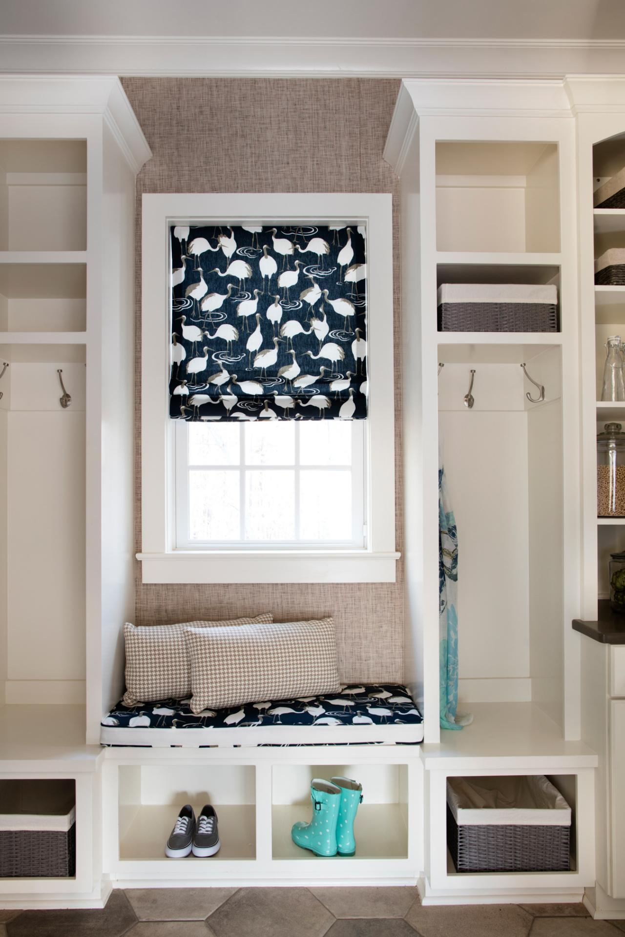 Design details of the hgtv smart home 2016 kitchen hgtv for Mudroom pantry
