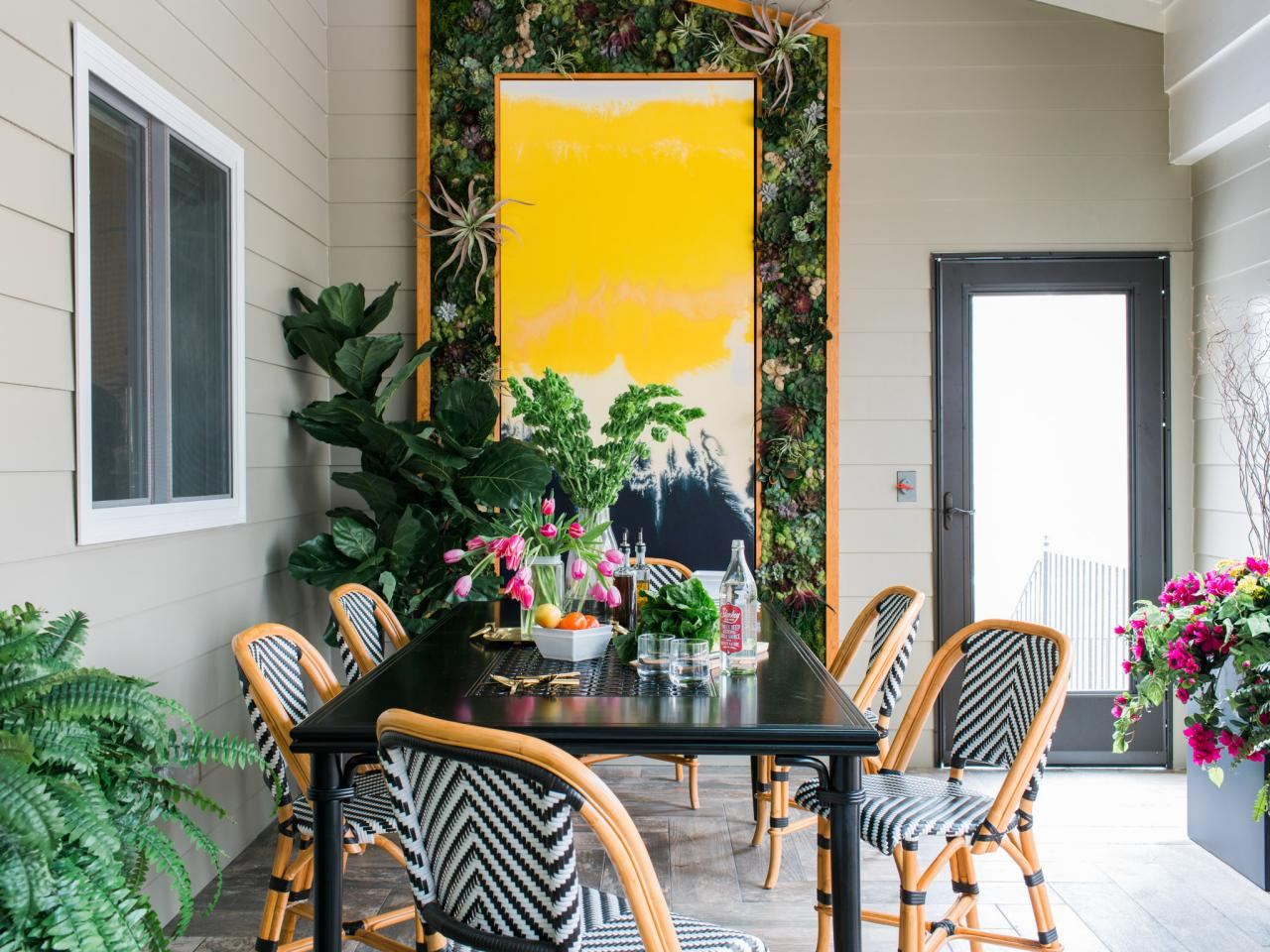 Perfect Temperature, Inside and Out at HGTV Smart Home  HGTV