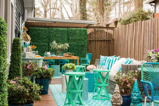 30 Best Patio Ideas For 2018: 19 Spring Deck Ideas