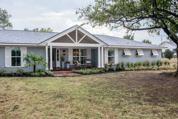 Fixer Upper A Coastal Makeover For A 1971 Ranch House