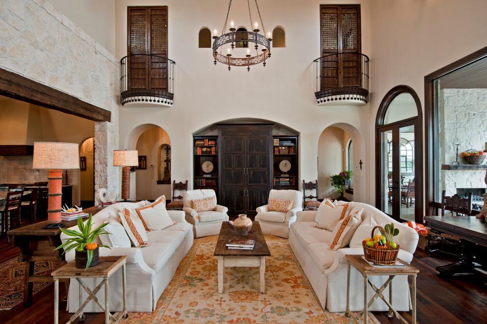 Living Room Ideas Home Design: Our 40+ Fave Designer Living Rooms