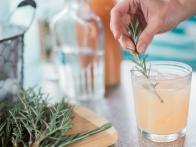 Try This Refreshing Rosemary Greyhound Cocktail Recipe