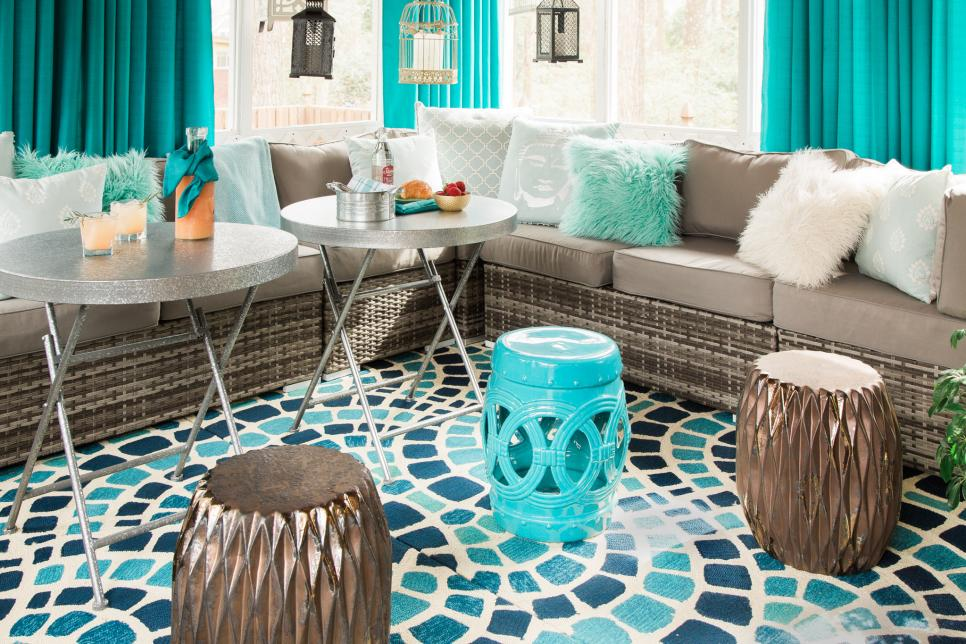 12 Patio Decorating Ideas for Spring and Summer | HGTV