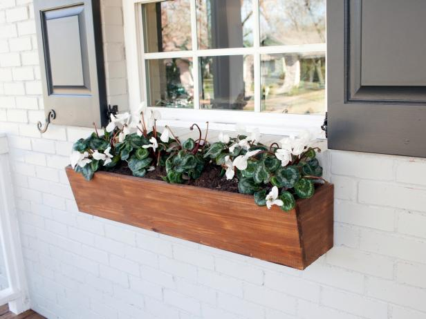 Country Flower Box