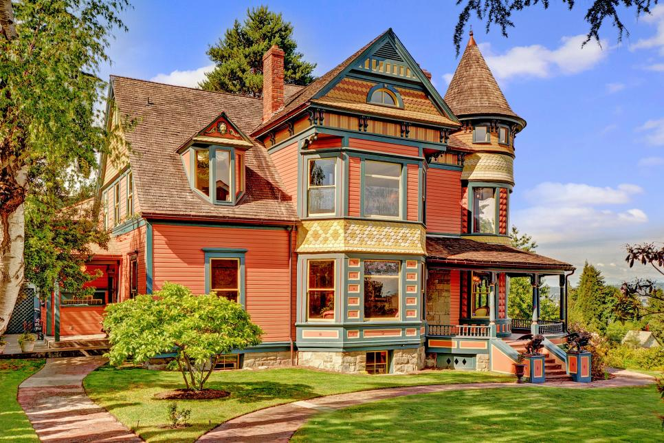 Tour A Queen Anne Victorian In Seattle