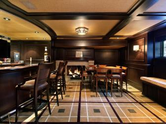 Brown Game Room and Bar