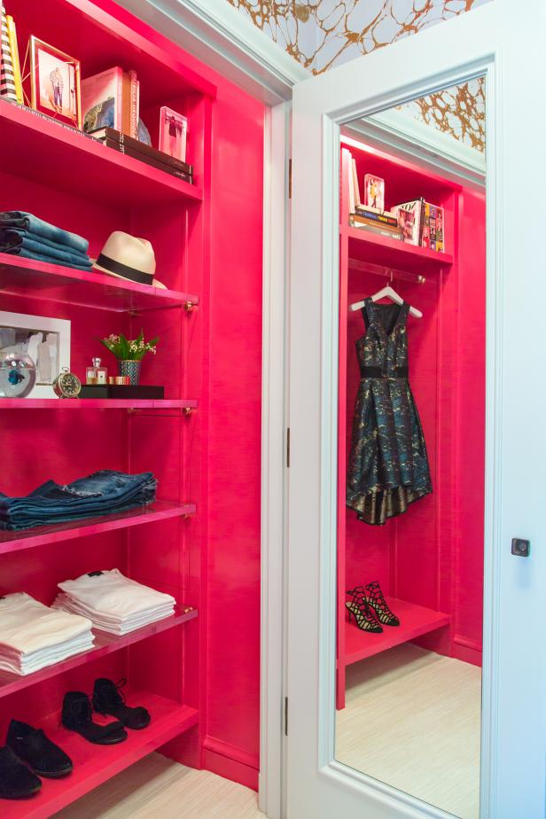 10 Ways Pink Brings Energy To Your Space Hgtv S
