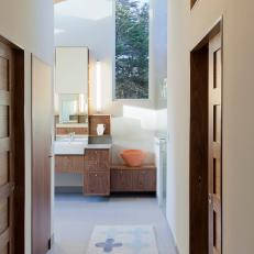 Master Bathroom Filled With Natural Light